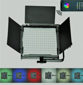 Best RGB light for photography.