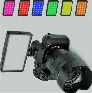 Best RGB light for photography