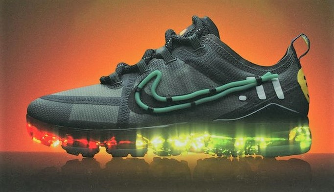 shoes with led lights.