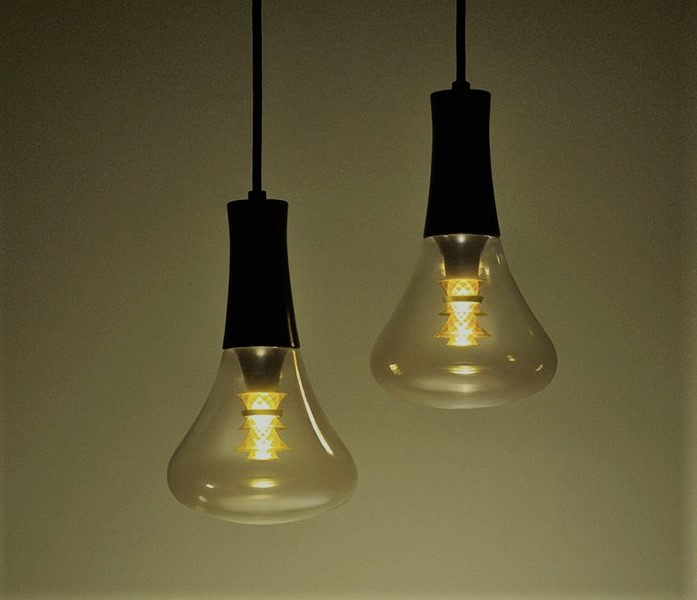 LED light bulb decorative
