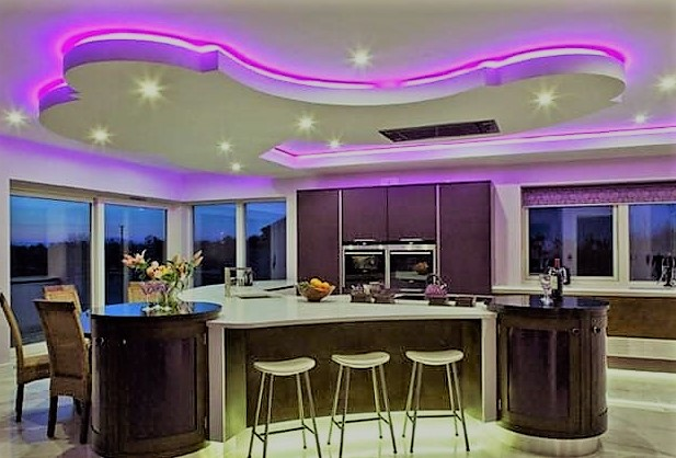 ceiling lights led strip