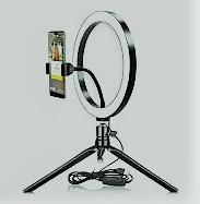 stand up ring light