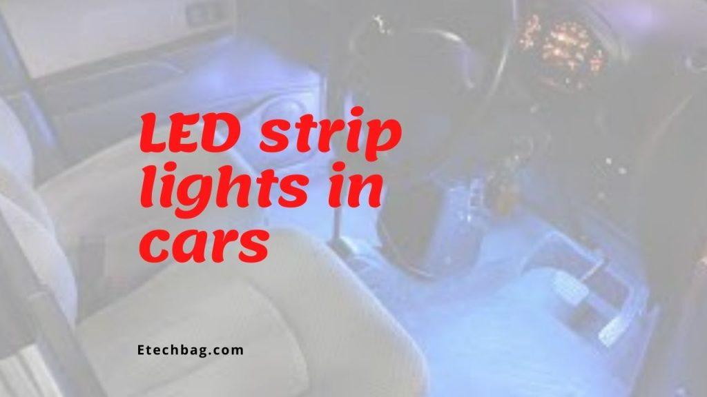 How to power led strip lights with batteries