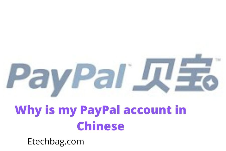 how to change language on paypal