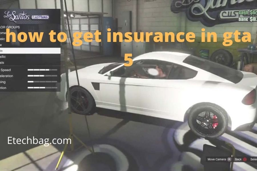 how to get insurance in gta 5