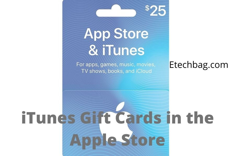 how to use itunes gift card instead of credit card